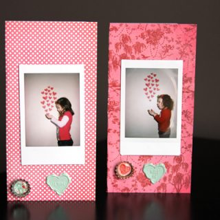 blowing kisses class valentine