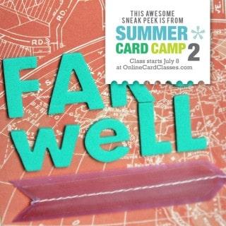 Summer Card Camp 2 Sneak Peek | Melanie Makes
