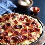 Perfect Pizza Crust (No Knead, No Rise)   Melanie Makes