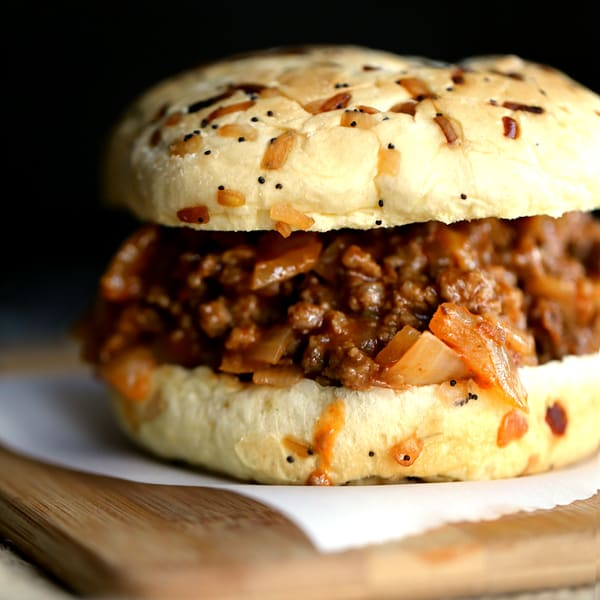 Easy Sloppy Joes | Melanie Makes