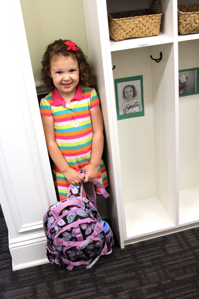 First Day of School | @melaniebauer at Melanie Makes