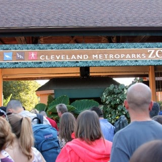 Cleveland Metroparks Zoo Date Night at the Zoovies 2013 | @melaniebauer at Melanie Makes