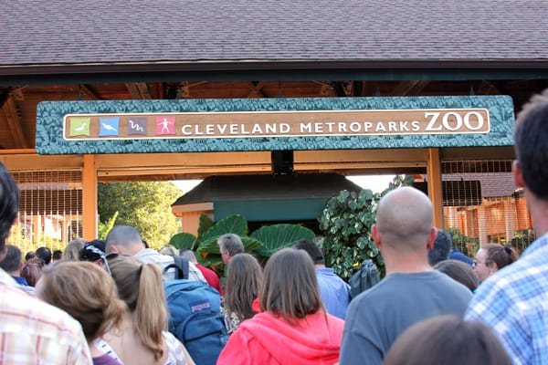 cleveland – date night at the zoovies 2013