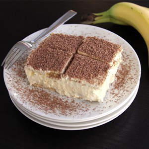 butter cookie banana pudding