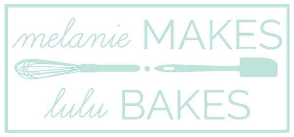 Melanie Makes Lulu Bakes Blog Series | Melanie Makes melaniemakes.com