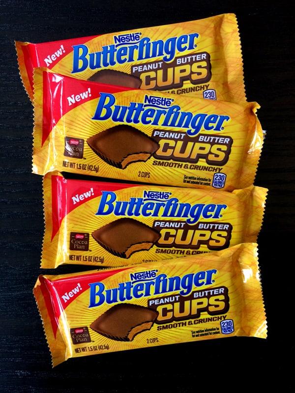 Peanut Butter Butterfinger Cups Donuts  | Melanie Makes melaniemakes.com #NewFavorites #shop