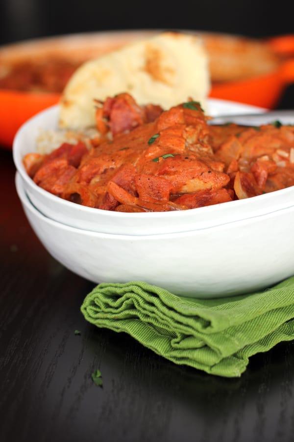 Indian Butter Chicken | Melanie Makes melaniemakes.com