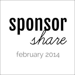 Sponsor Share - February 2014 | Melanie Makes melaniemakes.com