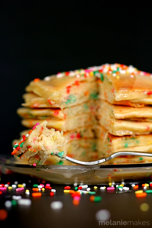 Can You Cook Cake Batter Like Pancakes