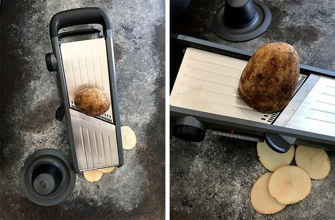 Loaded Scalloped Potatoes | Melanie Makes