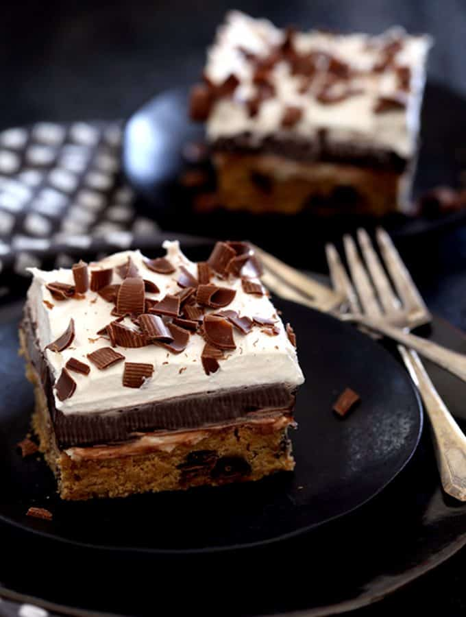 Peanut Butter Double Chocolate Delight