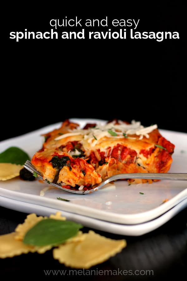 ... easy spinach lasagna recipe dishmaps easy vegetarian spinach lasagna