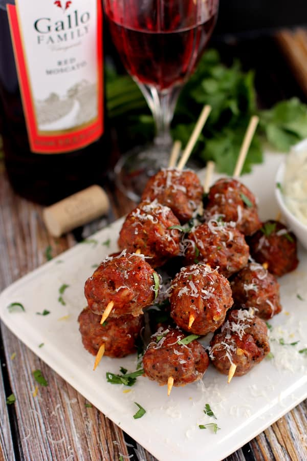 moscato meatball skewers 2