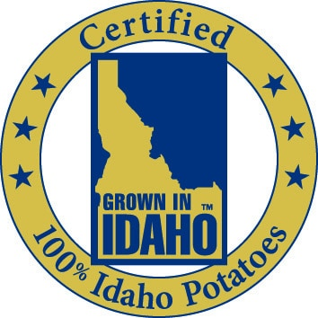 Certified Idaho Potatoes | Melanie Makes