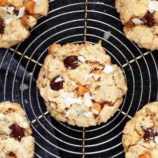 Magic Cookie Bar Cookies | Melanie Makes