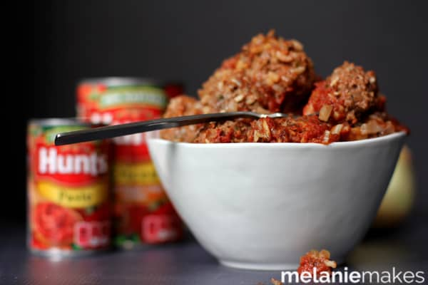 Porcupine Meatballs | Melanie Makes