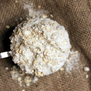 Homemade Oatmeal Muffin Mix | Melanie Makes