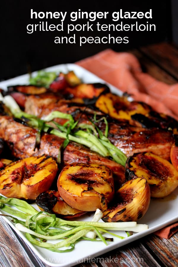 Pan Grilled Ginger-Honey Pork Tenderloin Recipes — Dishmaps