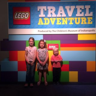 Lego Travel Adventure at Great Lakes Science Center | Melanie Makes