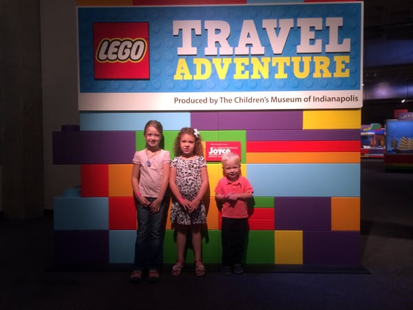 Cleveland: Lego Travel Adventure at Great Lakes Science Center