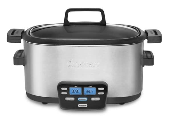 Cuisinart MSC-600 3-In-1 Cook Central 6-Quart Multi-Cooker | Melanie Makes