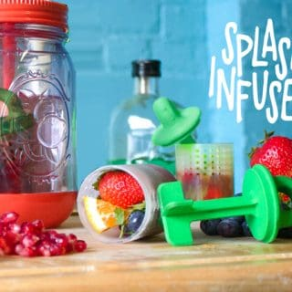 Splash Infuser | Melanie Makes