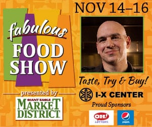 Cleveland | 2014 Fabulous Food Show + Giveaway