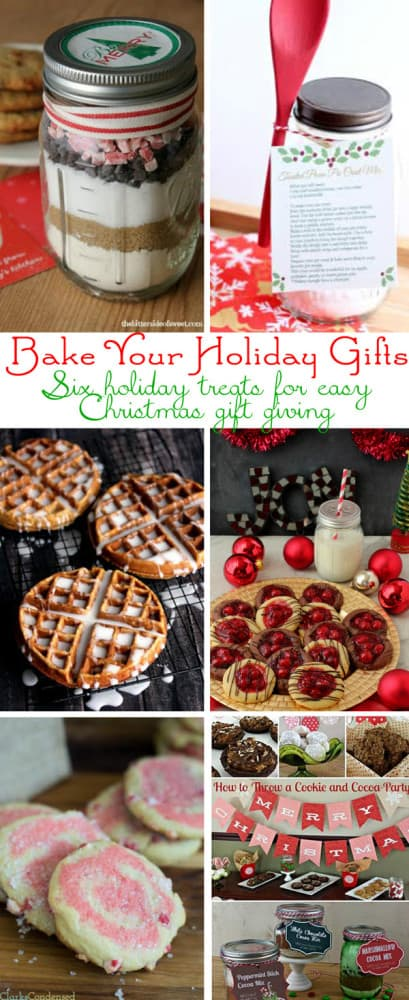 bake your holiday gifts