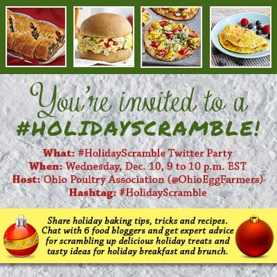 OPA Holiday Scramble