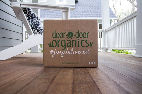 Door to Door Organics Arrives in Cleveland + Giveaway!