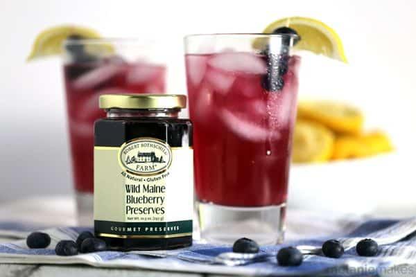 Blueberry Lemonade | Melanie Makes
