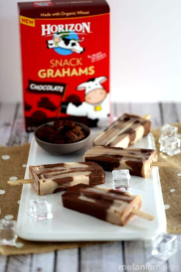 Snickerdoodle Spotted Cow Yogurt Popsicles   Melanie Makes