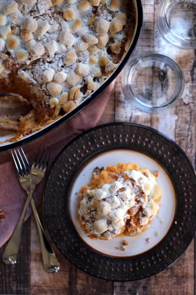 Make Ahead Sweet Potato Casserole   Melanie Makes