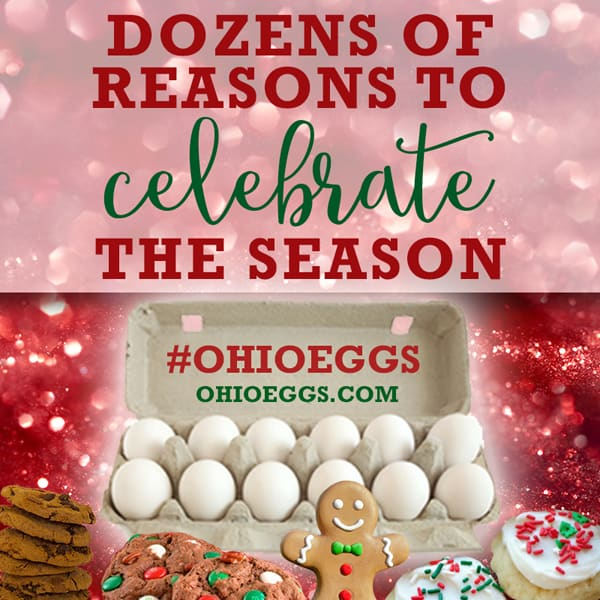 Ohio Eggs Holiday 2015