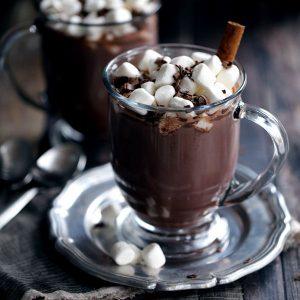 No Added Sugar Chai Dark Hot Chocolate