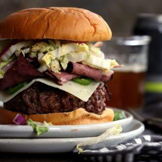Copycat Fat Doug Burger | Melanie Makes