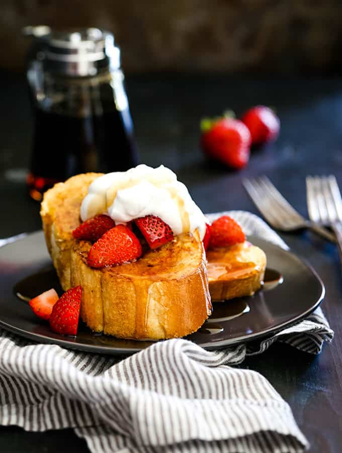 Vanilla French Toast