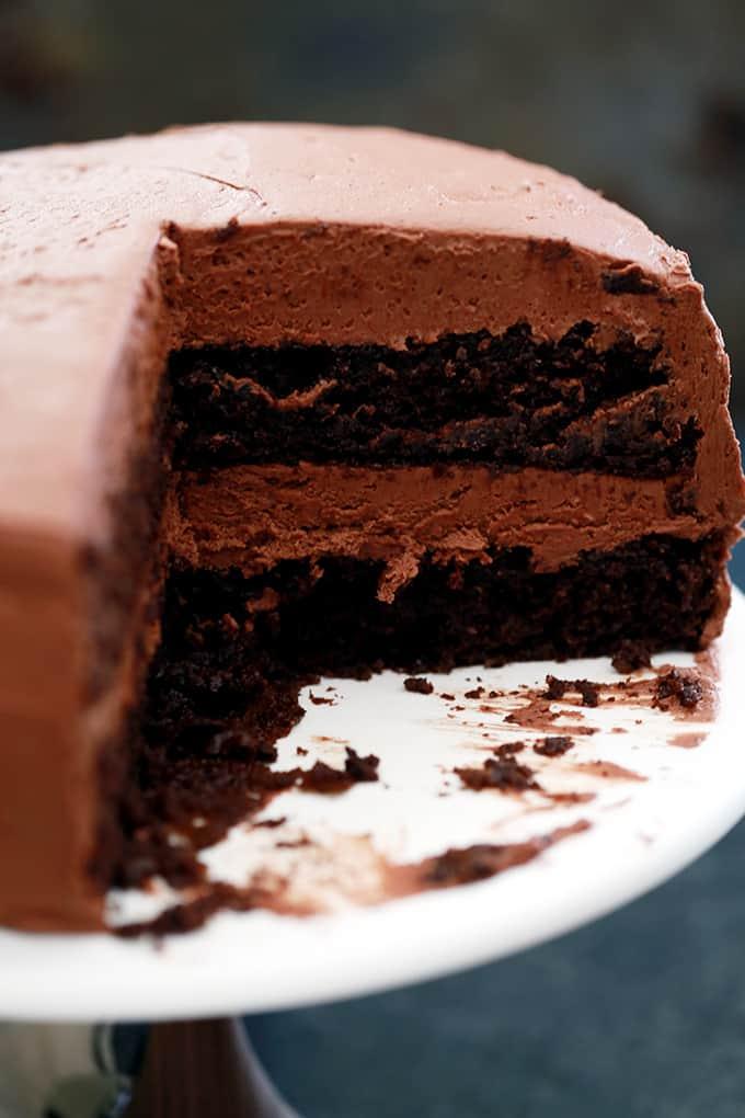 Easy Applesauce Cake Using Cake Mix