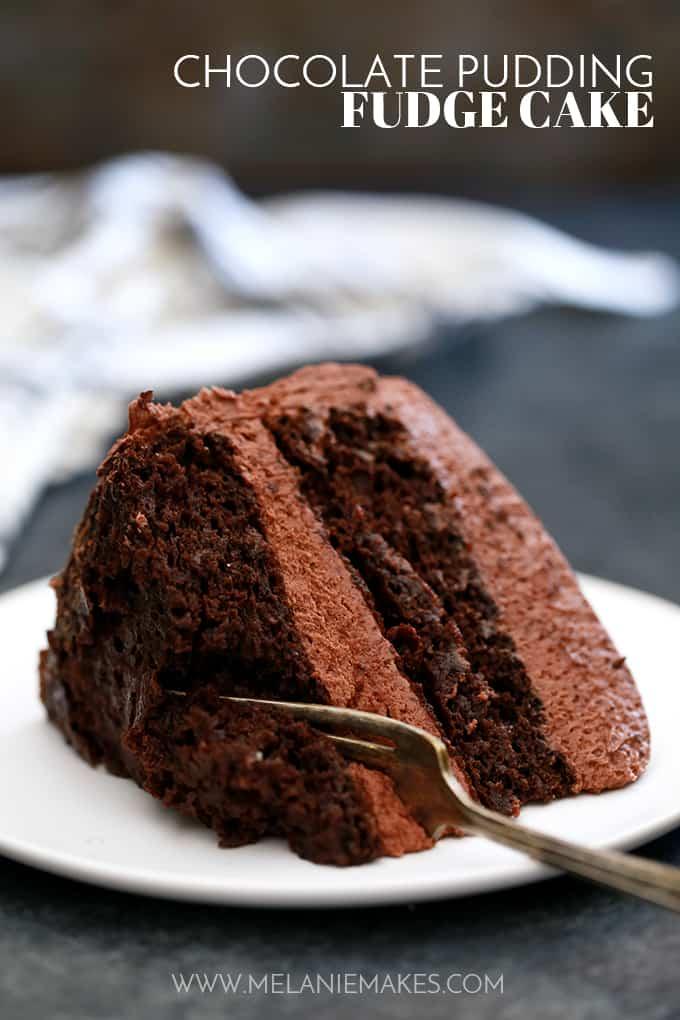 Best Chocolate Fudge Cake Mix