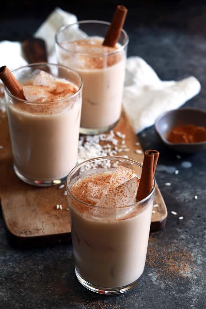 My Kefir Horchata is a refreshing spin on the traditional Mexican drink made with rice, vanilla, and cinnamon. A great balance for spicy foods, enjoy it served over ice.