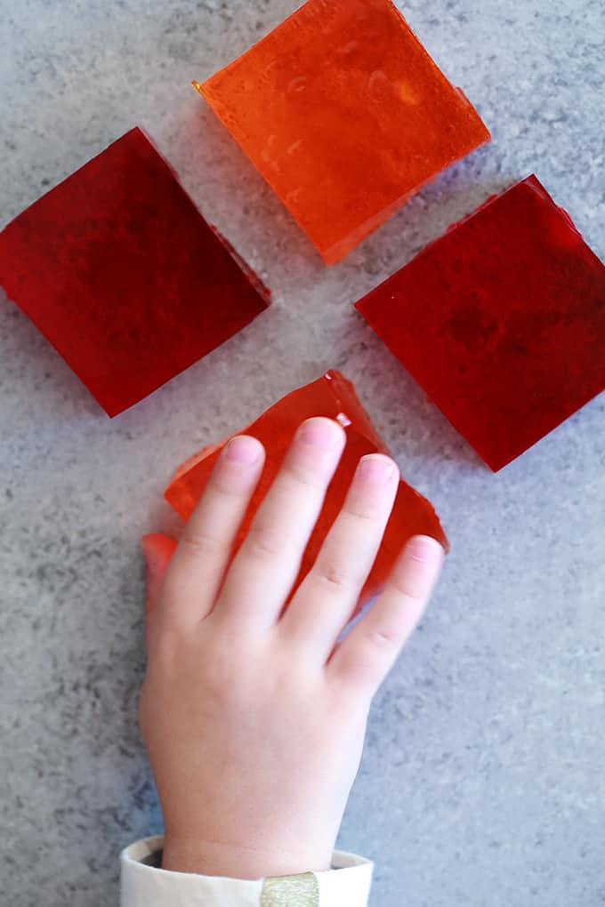 Nana's Finger Jello | Melanie Makes