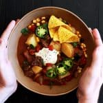 Slow Cooker Mexican Beef Stew   Melanie Makes