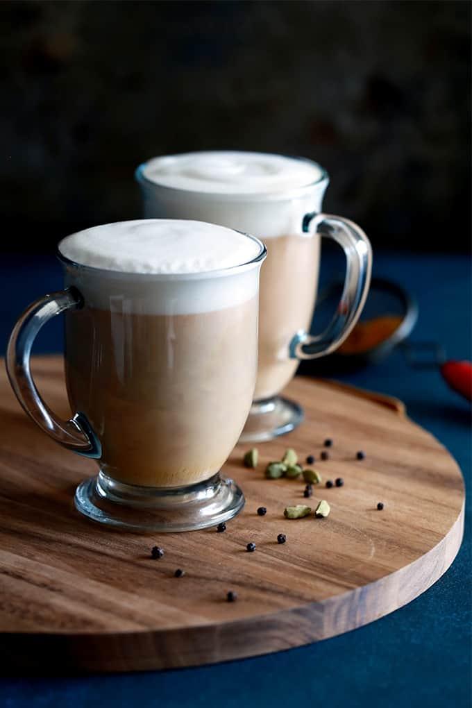 Homemade Chai Tea Concentrate | Melanie Makes