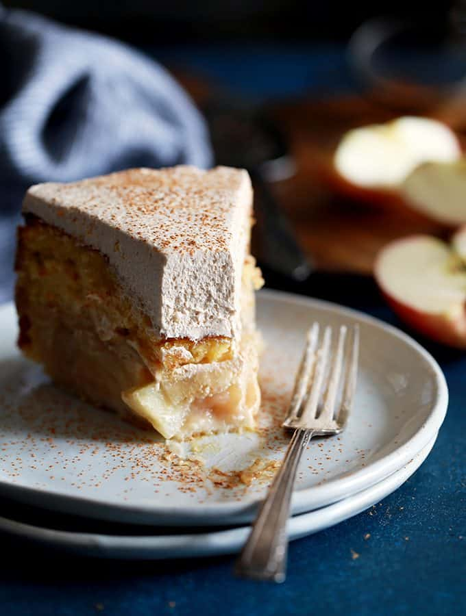 Apple Piecaken (Apple Pie Baked in a Cake)