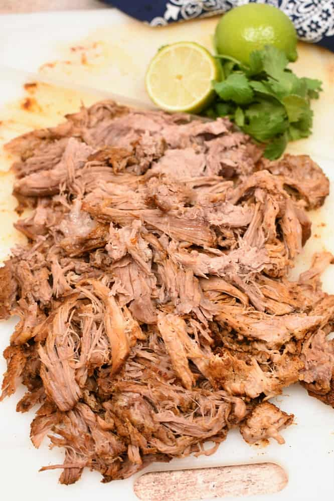 Mexican Pork (Pressure Cooker or Slow Cooker)