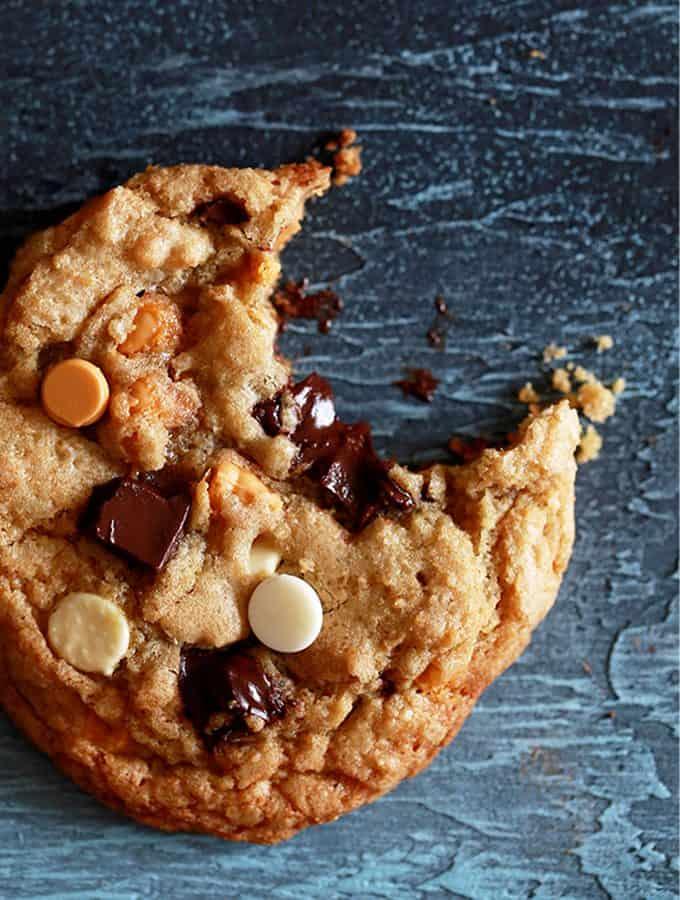 Triple Chip Cookies | Melanie Makes