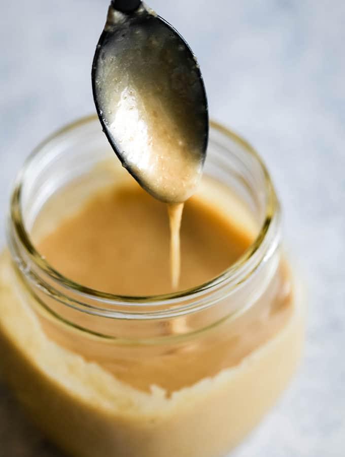 Homemade Caramel Icing