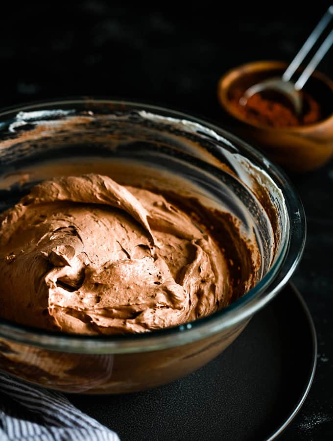 Chocolate Cool Whip Frosting